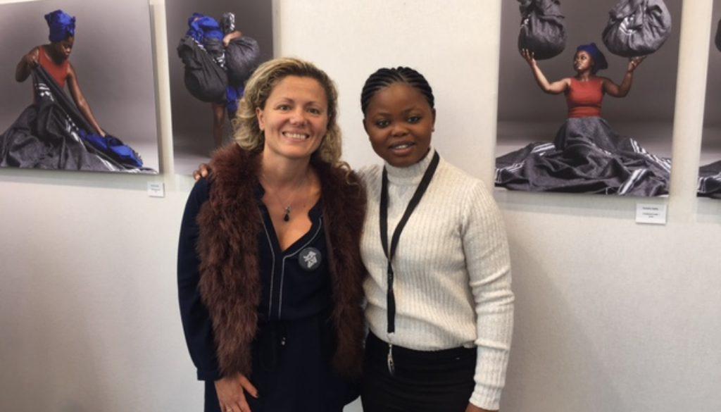 Design d'Afrique et cosmétique naturelle