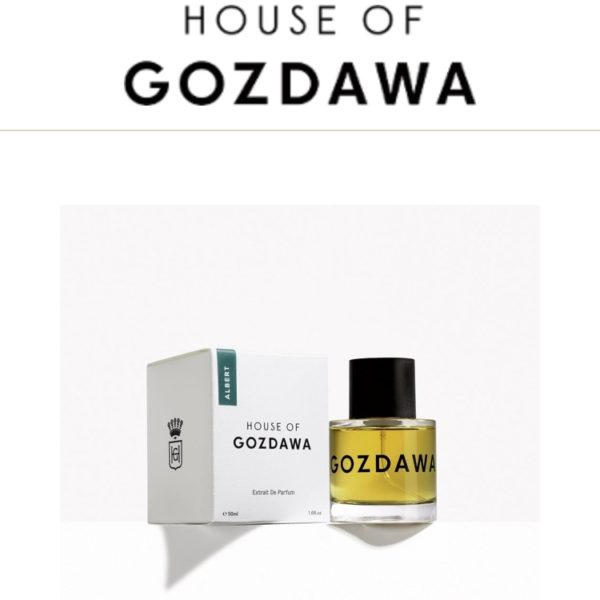 ALBERT 50 ML HOUSE OF GOZDAWA