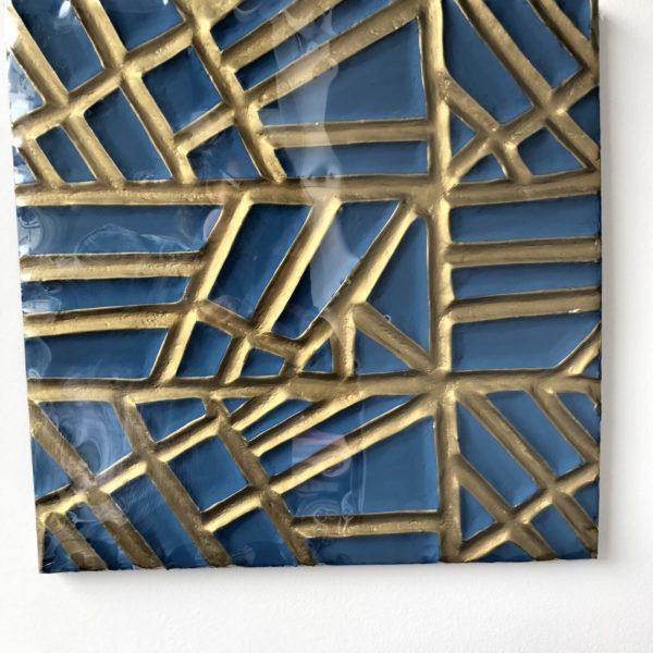 RWANDA ART DESIGN par ASBYAS VERRE BRISE