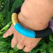 photo 2 BRACELET 3 PICHULIK NDEBELE ASBYAS DESIGN AFRIQUE DU SUD PARIS