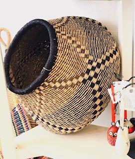 Corbeille Bolga Ghana DESIGN AFRIKA ASBYAS design