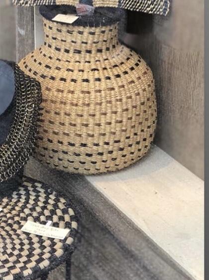 Gourde Vase Bolga Ghana Design Afrika ASBYAS